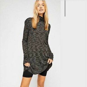 NWT Free People Stone Cold Turtleneck Top